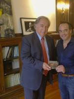 Patagonia Spirit visita a Embajador de Chile en Washington D.C.